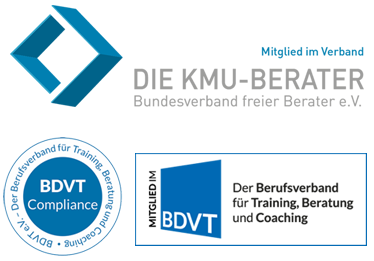 Mitglied im Bundesverband Die KMU Berater und im BDVT